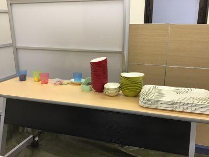 【小学校準備クラス】給食の練習をしました!