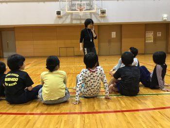 【大手前ステップ・ジャンプ】体育館遊びに行ってきました。